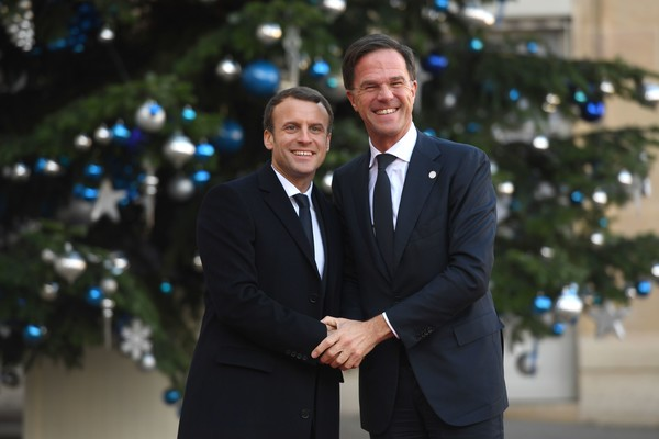 The Christmas Pact.The Macron Rutte Pact European Policy Centre